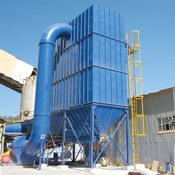 Industrial Cartridge Dust Collector