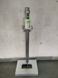 Stainless Steel Foot Operated Sanitizer Dispenser