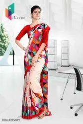 Uniform Sarees For Womans