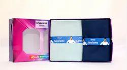 Siyaram's Formal Assorted Siyarams Plain Shirting Fabrics, Machine wash