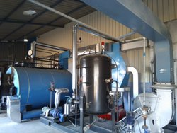Solid fuel fired - Hot Water Generator