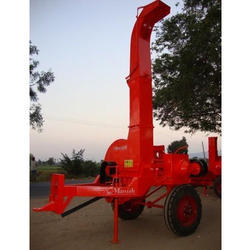 Agricultural Tractor Operated Chaff Cutter