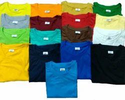 Track Half Sleeve Round Neck T-Shirts