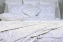 White Cotton Bedcover