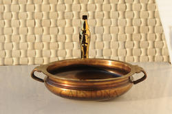Brass Wash Basin