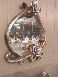 Designer Metal Glass Mirrors