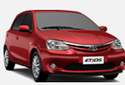 Toyota Etios Car