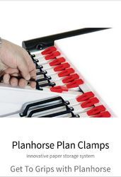 Planhorse Drawing Plan Hangers