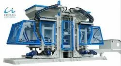 Automatic Chirag Pallet Free Block Machine