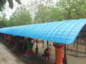 SS Roofing Shed