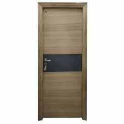 Hinged Brown Steel Safety Door For Home, Size/Dimension: 2100 X 900 X 50 Mm (h X W X D)