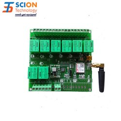 Scion Technology 50 Hz GSM Based Relay Control, Input Voltage: 12V, Model Name/Number: Rl