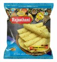 Anand (rajasthani) Round Rajasthani Delicious Chana Masala Papad