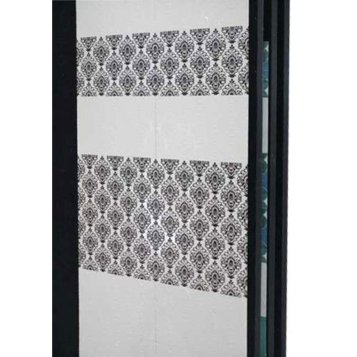 Black And White Ceramic Wall Tiles Size 12 X 18 Inch Rs 380 Box