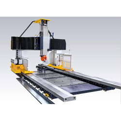 Sliding Double Columns Machine