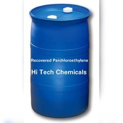 Recovered Perchloroethylene
