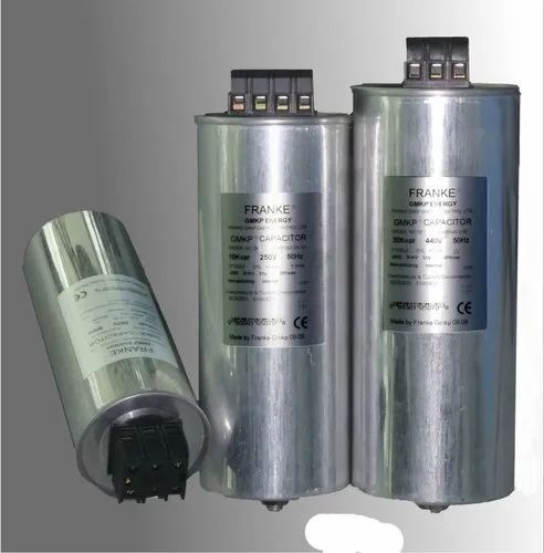 Capacitor Power Factor Improvement Capacitors Wholesale Trader From Ahmedabad