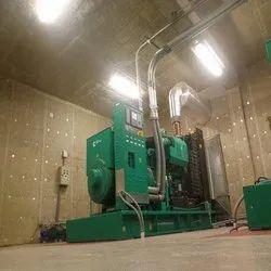DG Room Sound Treatment Enclosures
