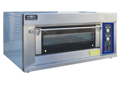 SS Single Deck Pizza Oven
