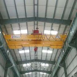 S Crane Heavy Duty Cranes, Capacity: 5-10 ton