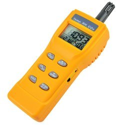 Digital Co2 Meter Humidity Co2 Temp Humidity Meter Handheld