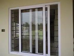 Powder Coated Aluminium Sliding Window