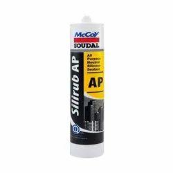 Mccoy Soudal Silirub AP Silicone Sealant