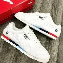 Black \u0026 White Puma Roma Shoes, Rs 2099