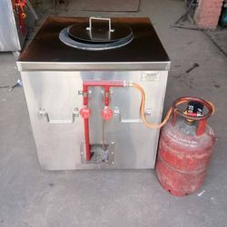 Gas Manual Tandoor