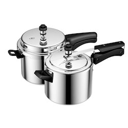 Aluminium Inner Lid Pressure Cooker, For Kitchenware