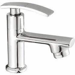 Chrome Plated Brass Aqua Pillar Cock Tap
