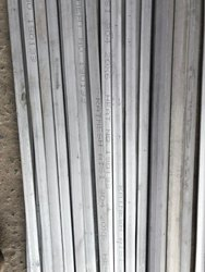 SS Steel Square Pipe, Thickness: 8-10mm, Size: 3 Inch