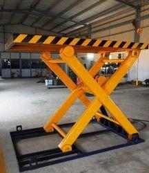 Manual Hydraulic Platform