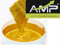 Golden Yellow Pigment Fine Paste