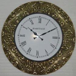 Brass Fitted Wall Clocks