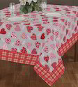 Engineering Border Table Cloth