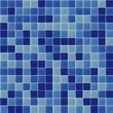 Blue Swimming Pool Tile