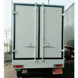 PUF Insulated Truck Container