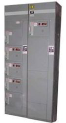 PLC & Drive Control Panel