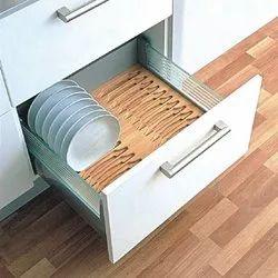 Kitchen Plate Holder