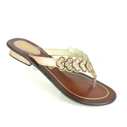 Casual Ladies Leather Cuttai