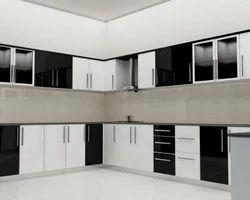 Commercial MDF Modular Kitchen, Warranty: 5-10 Years