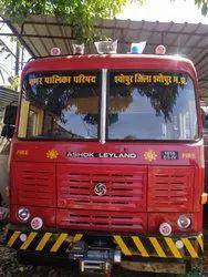 Fire Truck ashok Leyland