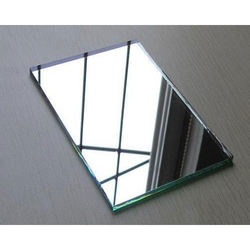Transparent Mirror Glass