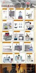 Demulsibility Test Apparatus-Water Separability Test Apparatus