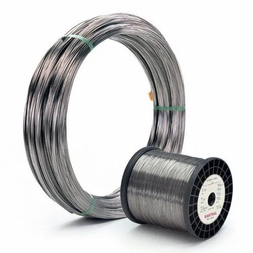 Nichrome Heat Resistance Wire, Thickness: 0.5mm-1mm, for Industrial
