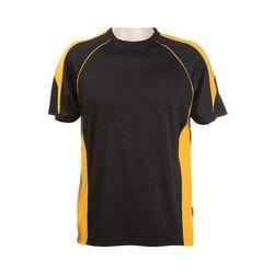 Plain Matty, Lycra Mens Sports T-Shirt, Size: 38-44