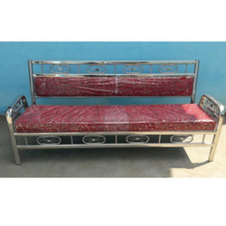 Stainless Steel Sofa Set
