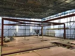 Steel Roofing Structure Service