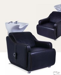 Shampoo Black Chair